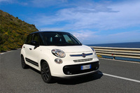 New Fiat 500L prices announced