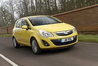 Vauxhall Corsa passes the test for driving instructors