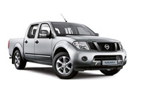 New Nissan Navara Visia means business