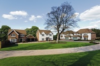 Hedera Green development in Royston