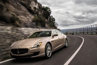The new Maserati Quattroporte