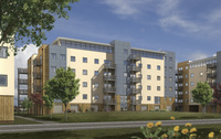 Stylish flats in Eastbourne are in demand