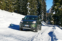 New Fiat Panda 4x4 and Trekking prices announced