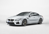 The new BMW M6 Gran Coupe