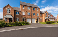 New showhome at Morris Homes' Kirkby-in-Ashfield development