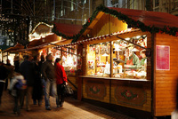 'Silver travellers' enjoy festive cheer at Christmas markets