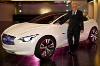 Infiniti production to start at Sunderland Plant