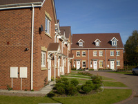 Three-storey living at Monarch Fields in Telford