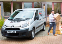 Dispatch in a flash: Wincor Nixdorf gets 50 Citroen vans, fast!