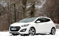 New Generation i30 shortlisted for Europe's premier award