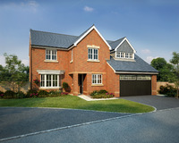 Raise your glass to 2013 and a new home in Mickle Trafford