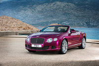 Bentley reveals new performance flagship convertible