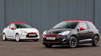 Citroen launches new DS3 Red special editions
