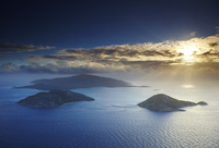 Great Barrier Reef's Lizard Island helicopter scenic tours