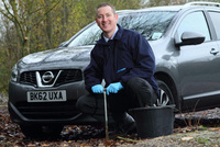 Qashqai 4x4 is the solid choice for Anglian Water