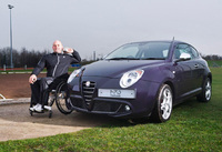 Danny Nobbs tests MiTo TwinAir from the Alfa Romeo Motability range