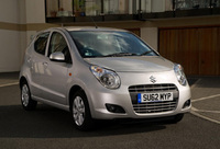 Alto - still the best value city car in the UK