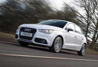 Audi A1 Sportback picks up Business Car Manager Award