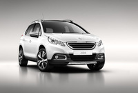 Peugeot 2008: The new urban crossover for the world over