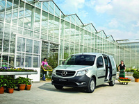 From £6.95 a day: The Mercedes-Benz Citan