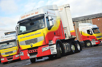BRS wins Trans Haul Europe contract with first Renault trucks