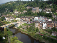 Ironbridge Gorge ranked first in the UK by TripAdvisor