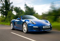 Porsche Boxster wins 'Sports Car of the Year' award