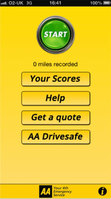 Good driver? AA Drivescore app can prove it