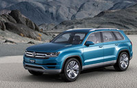 New Volkswagen SUV concept makes global debut at Detroit Show