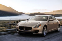 All-new Maserati Quattroporte unveiled at NAIAS 2013