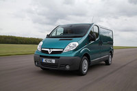 Vauxhall vans is UK's number one for the 11th year running