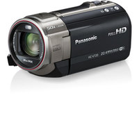 Panasonic expands range of HD camcorders with three new models