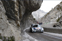 "Volkswagen finishes ""Monte"" in second place"