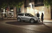 New high spec Laurin & Klement Skoda Yeti models