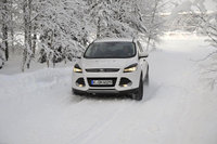 Ford makes winter driving easier