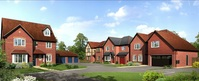 New homes now on sale in Crewe