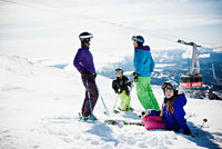 Why Easter skiing works best for families
