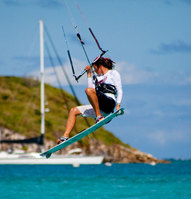 Kiteboarding now offered year round at Nonsuch Bay, Antigua