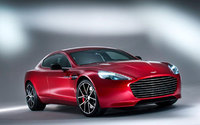 The Aston Martin Rapide S: More power, more beauty, same soul