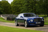 Enhanced specification for the Bentley Mulsanne