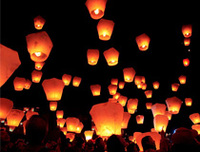 Taiwan celebrates Chinese New Year in style with Lantern Festival