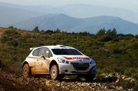 Peugeot 208 Type R5: Testing continues with Craig Breen