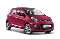 Pretty in pink - Kia Picanto's new colour!