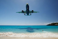 Heavenly Descents: Travellers top 10 air approaches 2013