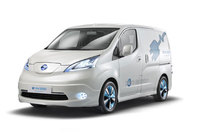 New e-NV200 receives electric response from the fleet industry