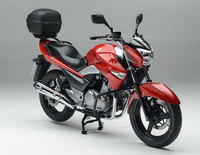 Suzuki launch Inazuma 250 Street Accessory Pack