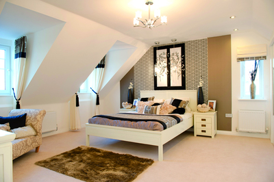 Taylor Wimpey Show Homes