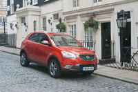 '13' Korando for 1 March