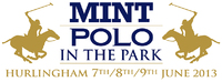Kick off the summer social season with MINT Polo in the Park 2013