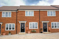 Show home open weekend at The Lanterns in Irthlingborough